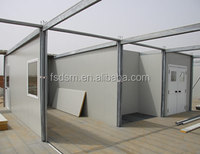thermal insulation prefabricated interior partition walls