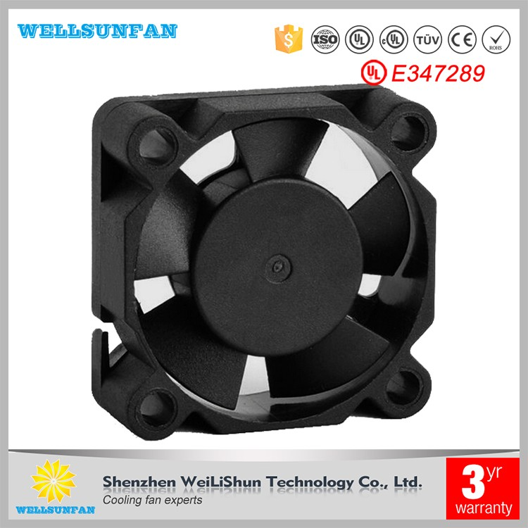 Ultra Quiet Computer 12v dc fan ventilation fan Mini cooling fan