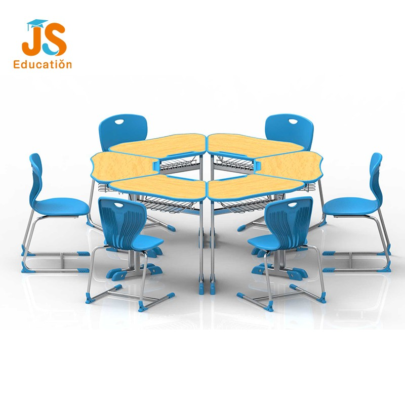Smart Flexible Colaborative Classroom Furniture