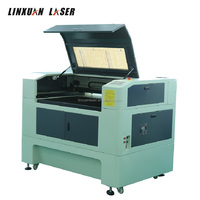 high performance 300w die board fractional co2 laser cutting machine