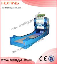 kids coin operated game machine / children bowling amusement equipment / electronic bowling game machine