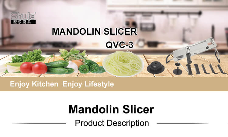 Professional Mandolin Slicer Qvc 3 In China Buy Vegetable Slicer