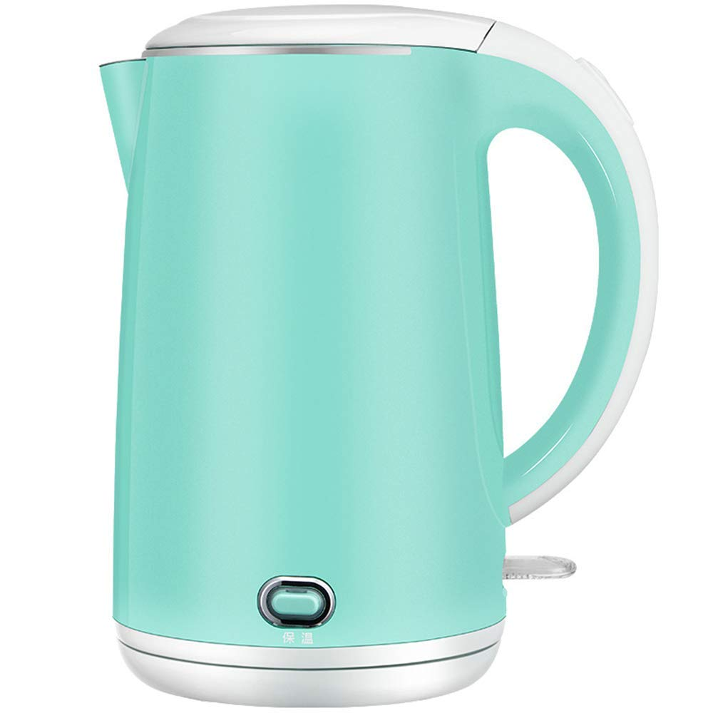 Electric Kettle Boiling Water Household Continuous Insulation 1.7L Stainless Steel