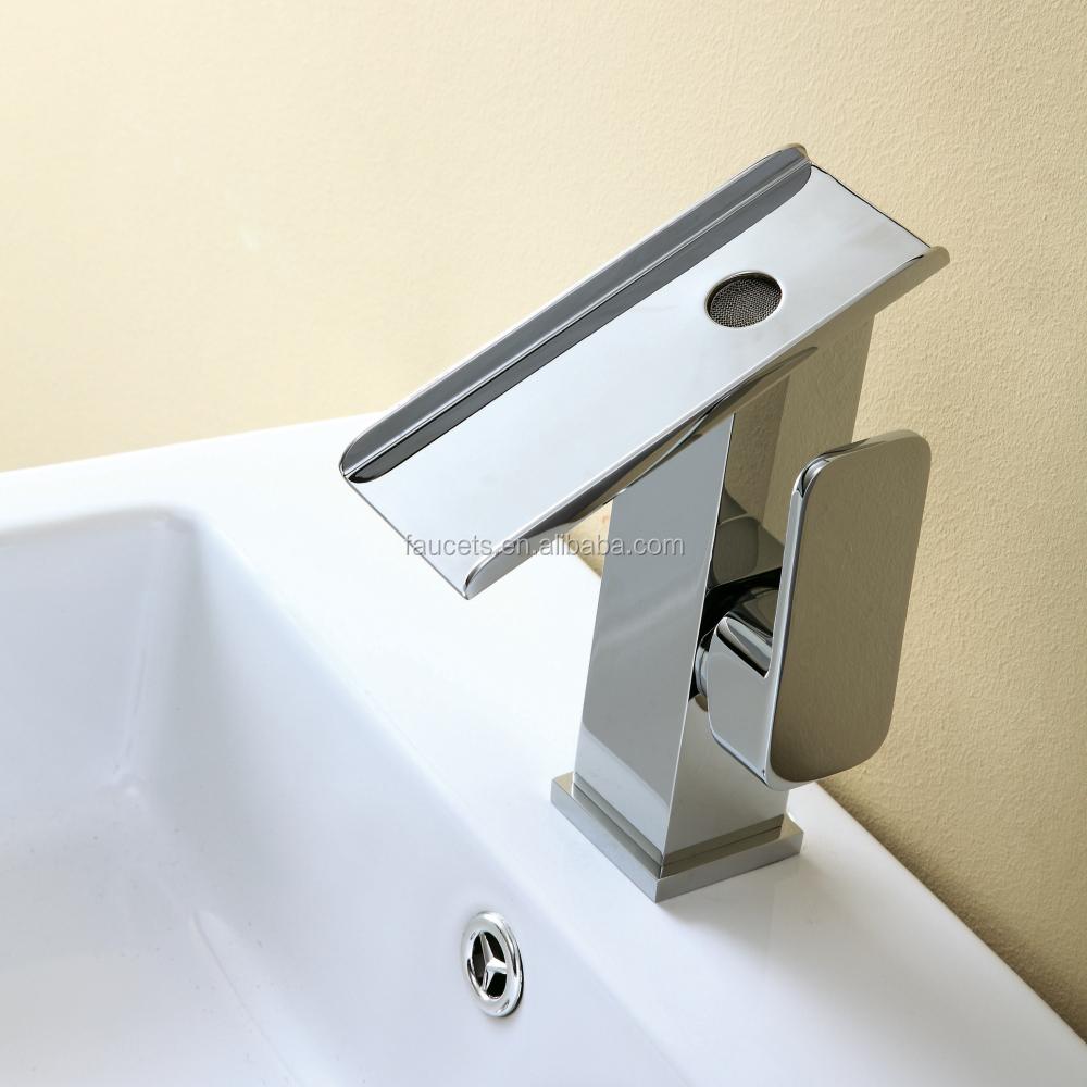Bad artikel einzigartiges design messing waschbecken wasserhahn ...