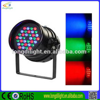 Professional stage lighting 36*3w RGB 3 in1 led par light/36 led par light