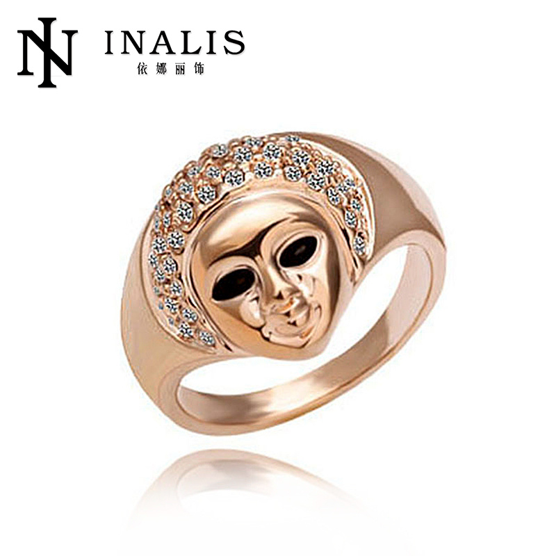 Hot tin alloy free sample fashionable cheap disco ball ring R006