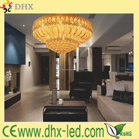 DHX ceiling mount crystal chandelier