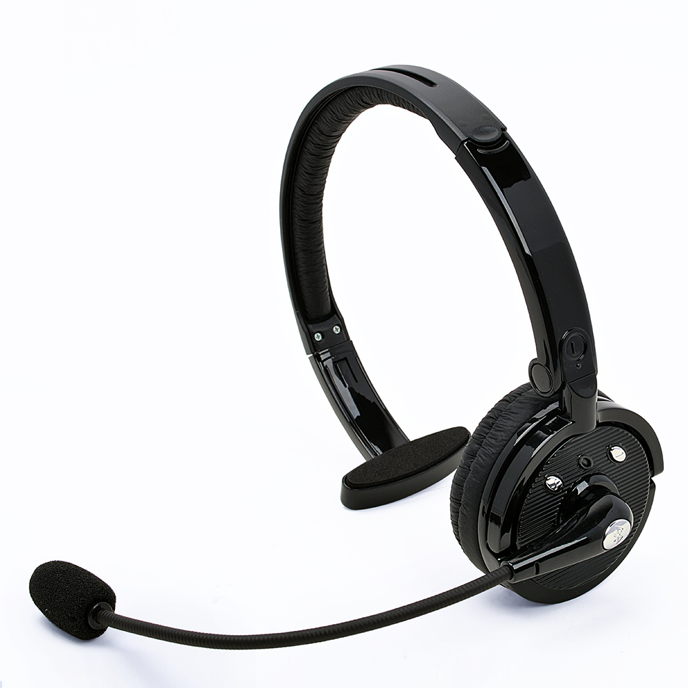 Music Bluetooth Business On Ear Headset Headwearing
