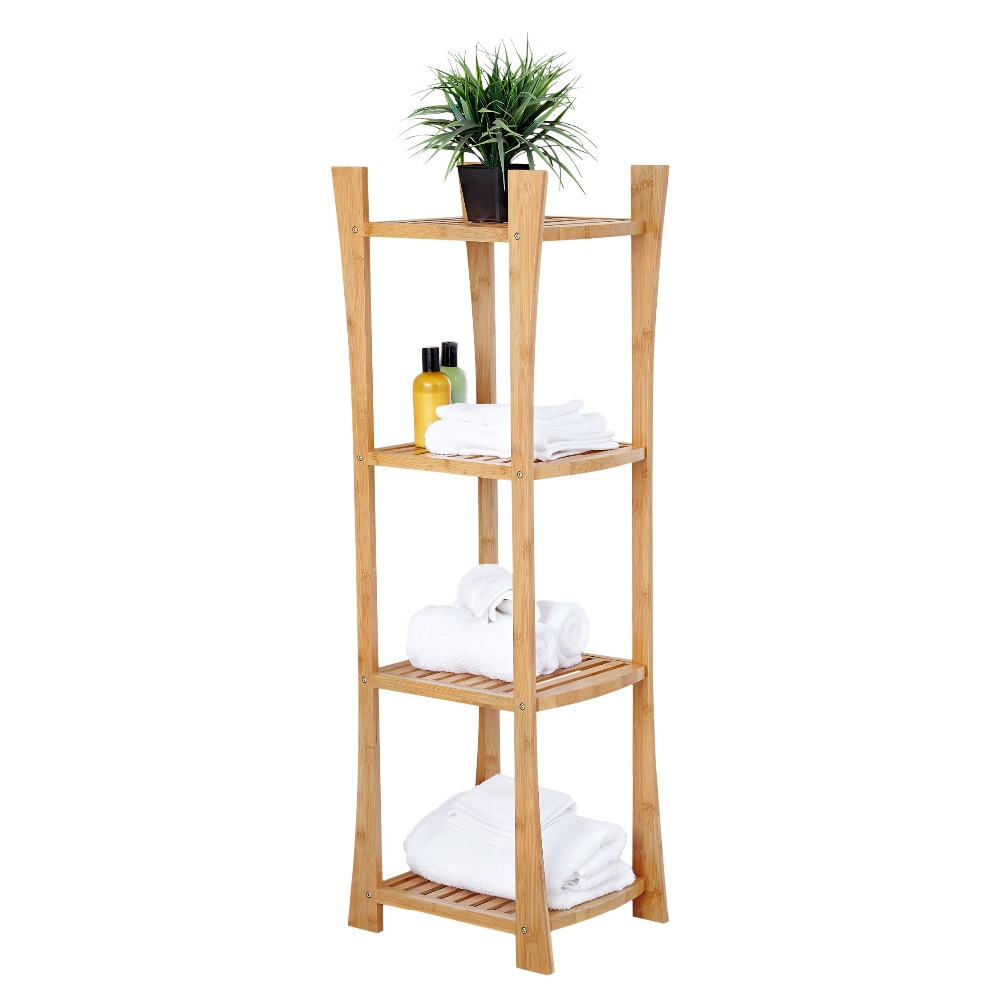 bamboo-shelf-unit-bathroom-towel-shelf