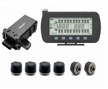 trailer truck tpms for trucks hot selling external 1-46 tires display trucks tpms tire pressure monitoring system