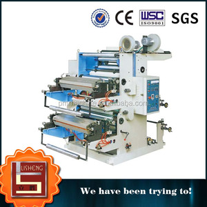 Automatic Thermal Paper Jumbo Roll flexo Printing Machine