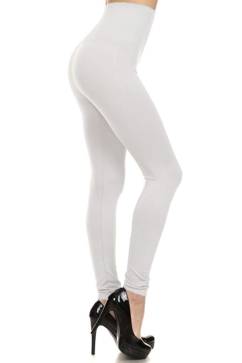 d7cfd72c49fc12 World of Leggings® High Waisted Figure Contouring Leggings - Shop 18 Colors