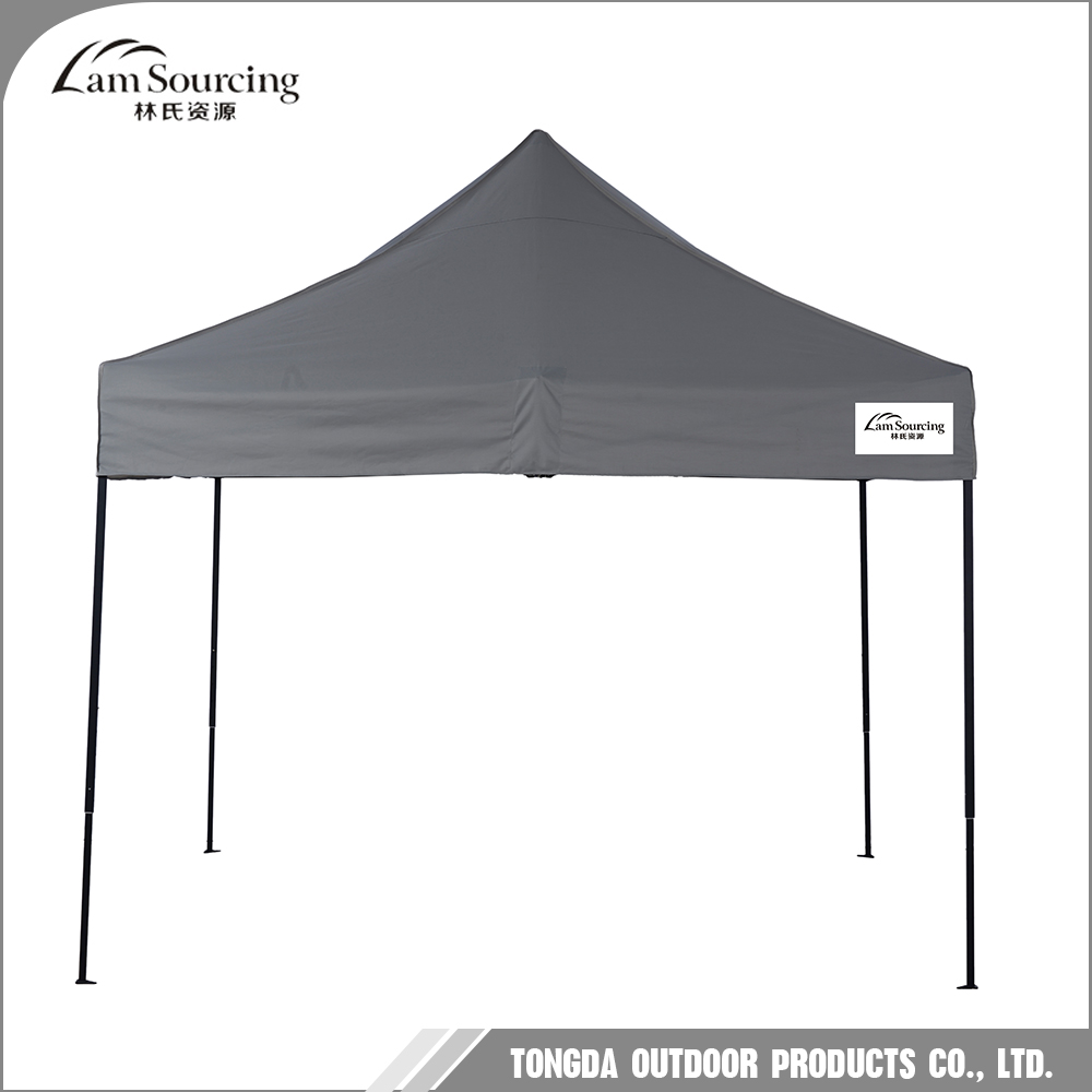 Top Quality Waterproof PU Aluminum Folding Canopy /Outdoor Commercial Gazebo Tent/ Metal