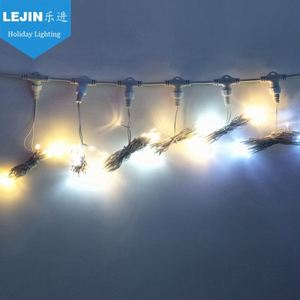 outdoor led 10M string lights,club disco imagic led curtain lighting