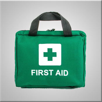 First Aid Kit Bag/Medkit for Home, Office, Car, Caravan, Workplace, Travel