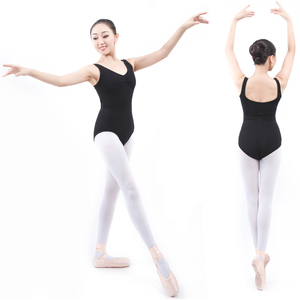 6f6894d9f8f1 Black Leotard Bodysuit