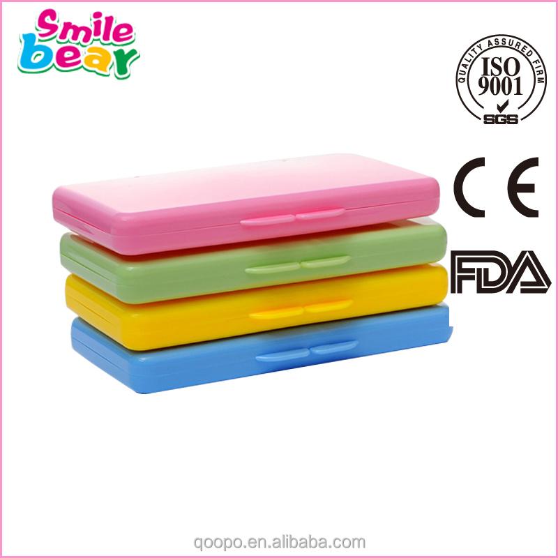 Pp Plastic Free Sample 21pcs In Case Wet Wipe Travel Case For ...