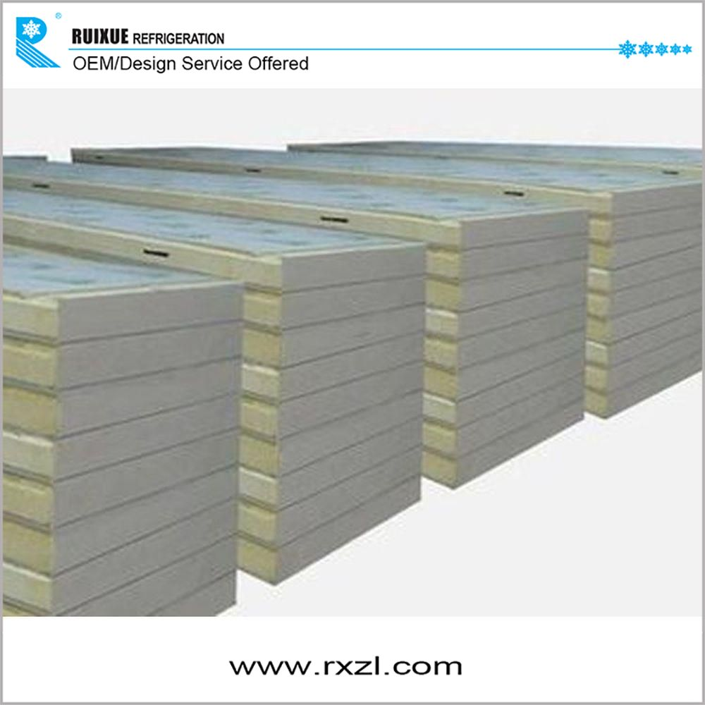 Cheap china cold room insulated roof panels