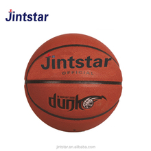 Factory Supply size 7 PU balls basketball with long life