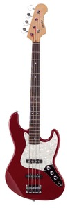 Electric bass, solid wood musical instrument more color option,bass guitar 4 string electric BBG-002