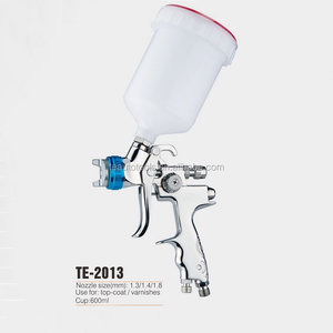 professional lvlp spray gun for painting air spray chrome car paint