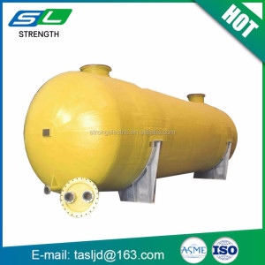 ASME certification lpg gas station 35 cubic meter propane tank used for industrial from manufacturer