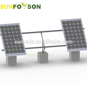 Portable roof mounted PV module 190w 200w solar panels for home system use