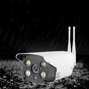 Full HD 1080P Bullet IP 3G 4G IP WiFi Outdoor Wireless CCTV Security Sim  Card Camera with sim card slot 2 Way Audio