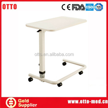 Over Bed Table With Wheels Patient Dining Table Buy Patient Dining