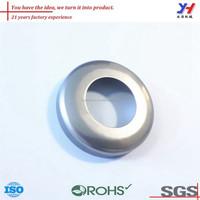 OEM ODM customized stainless steel split ring/metal curtain ring/curtain eyelet ring