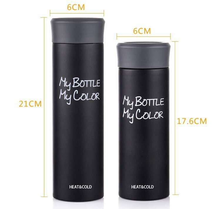 Best selling thermos vacuum flask china, Low moq steel water bottle