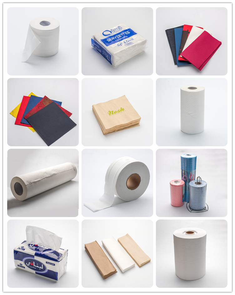 Best Sale Waterproof Industry Wrapping  Color Tissue Paper Roll
