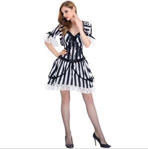 a1f36b1890e Ladies French Maid Costume, Ladies French Maid Costume Suppliers and ...