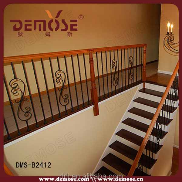 Outdoor Used Wrought Iron Railings For Sale/wrought Iron