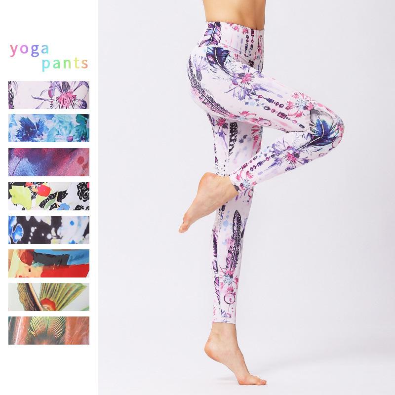 37111be3d OEM Personalizado Vestuário Desportivo Sensuais Roupas de Ginástica Aptidão  Esticada Legging Bootcut Calças de Yoga Calças