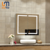 Foshan ETERNE Modern Wall Mounted Illuminated Lighted LED Mirrored Medicine Cabinet in Bathroom