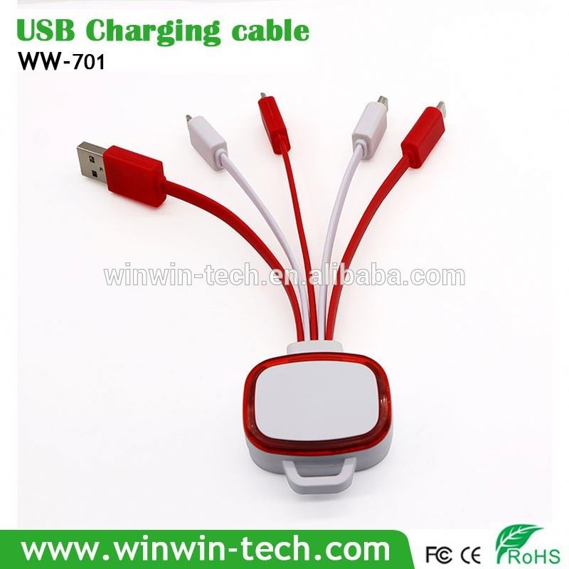 Fast Data Transmit Charging micro USB data cable for all smart phones