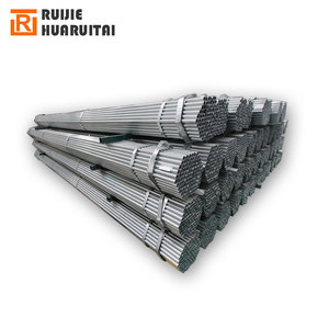 1.2 inch bs 1387 building construction materials wholesale Round Galvanized Steel Pipe and Tube