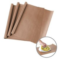 "3 Pack PTFE 16x24"" Sheet Mat Heat Press Craft Transfer Sheet Non Stick"