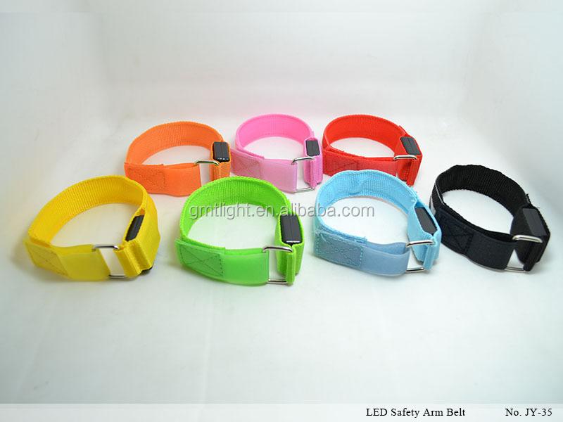 Figure_LED Safety Arm Belt_JY-35_14