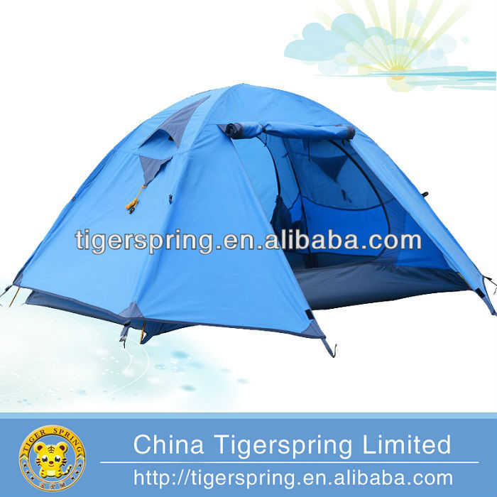 Double Layers Bed Camping Tent for 2 Persons Camping Tent Cot