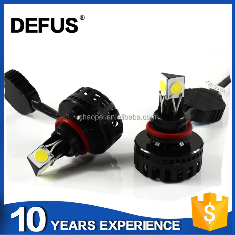 High quality motorcycle car led headlight bulbs 18w 2000lm led headlamp bulb for motorcycle parts