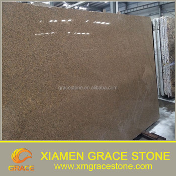 Home Depot Polished Brown Granite Slab For Floor Wall Tile