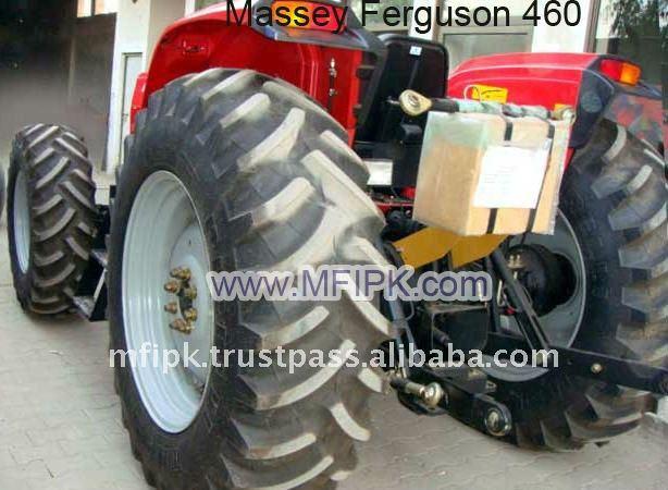 Massey Ferguson Tractors Mf-455x - 100 Hp - 4wd