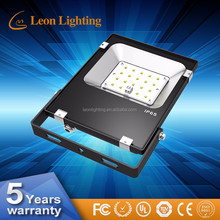 Exhibition hall led lighting SMD IP65 outdoor 20w led flood light