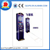 2016 hot sale 4 players Coin operated darts game machine for sale