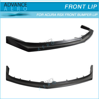 For 2002 2003 2004 Acura Rsx Dc5 Cs Style Add-on Pu Front Lip ...