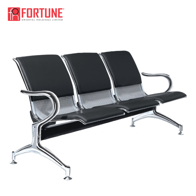 Terrific Modern 3 Seater Bank Lobby Hospital Waiting Room Chairs Pdpeps Interior Chair Design Pdpepsorg