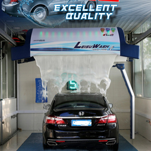 In bay Leisuwash 360 PLC controle geen touchless auto/voertuig <span class=keywords><strong>wassen</strong></span> machine/station volautomatische voor car care winkel