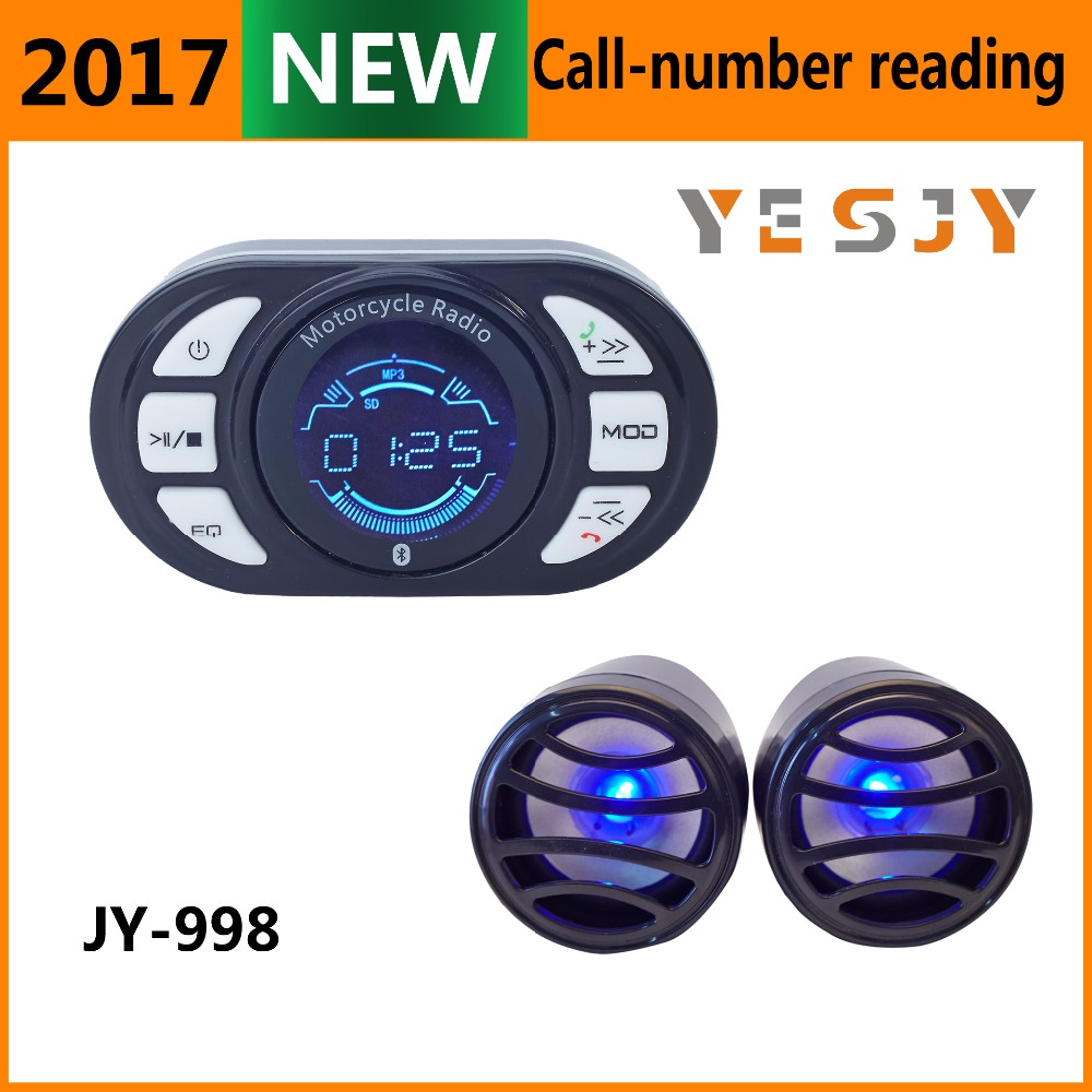 new product chinese supplier waterproof motorcycle sound system